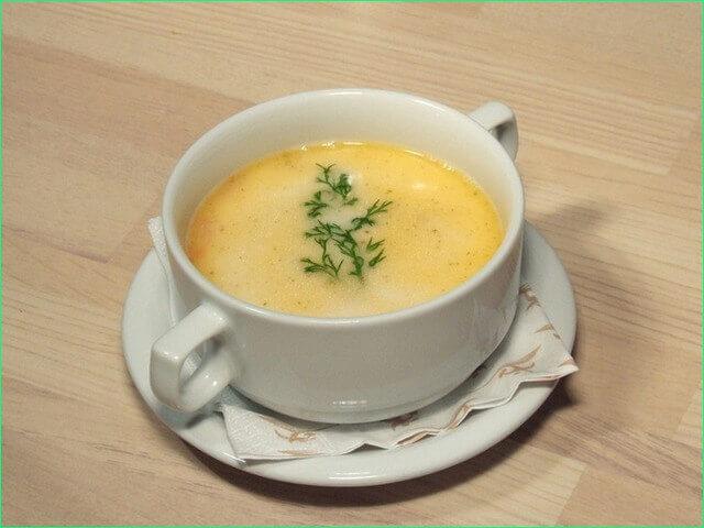 Куриный суп пюре в мультиварке