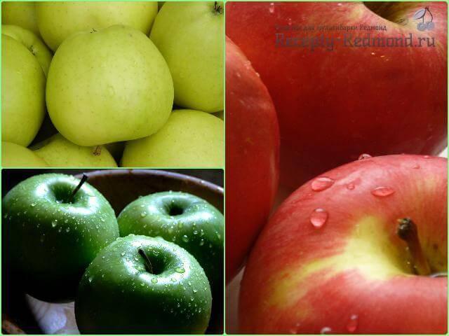 Какие яблоки лучше всего подходят для запекания? - кислые и зеленые