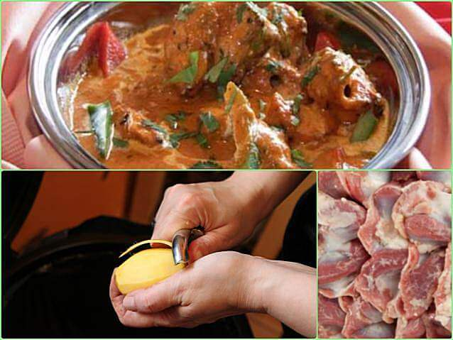 Желудок куриный рецепт пошагово