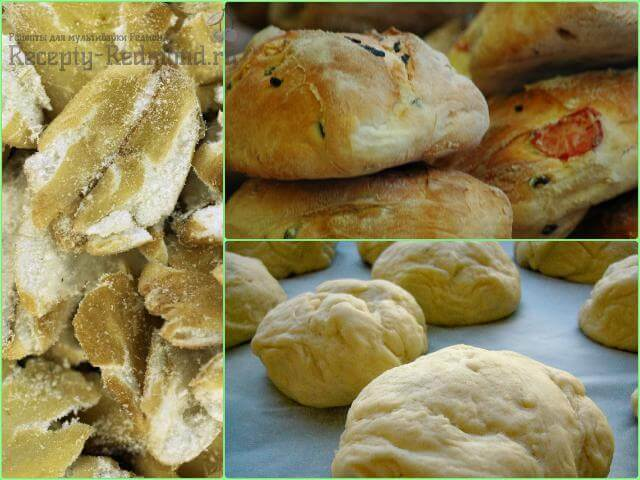 Рецепты хлеба в мультиварке