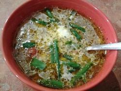 Суп с капустой в мультиварке
